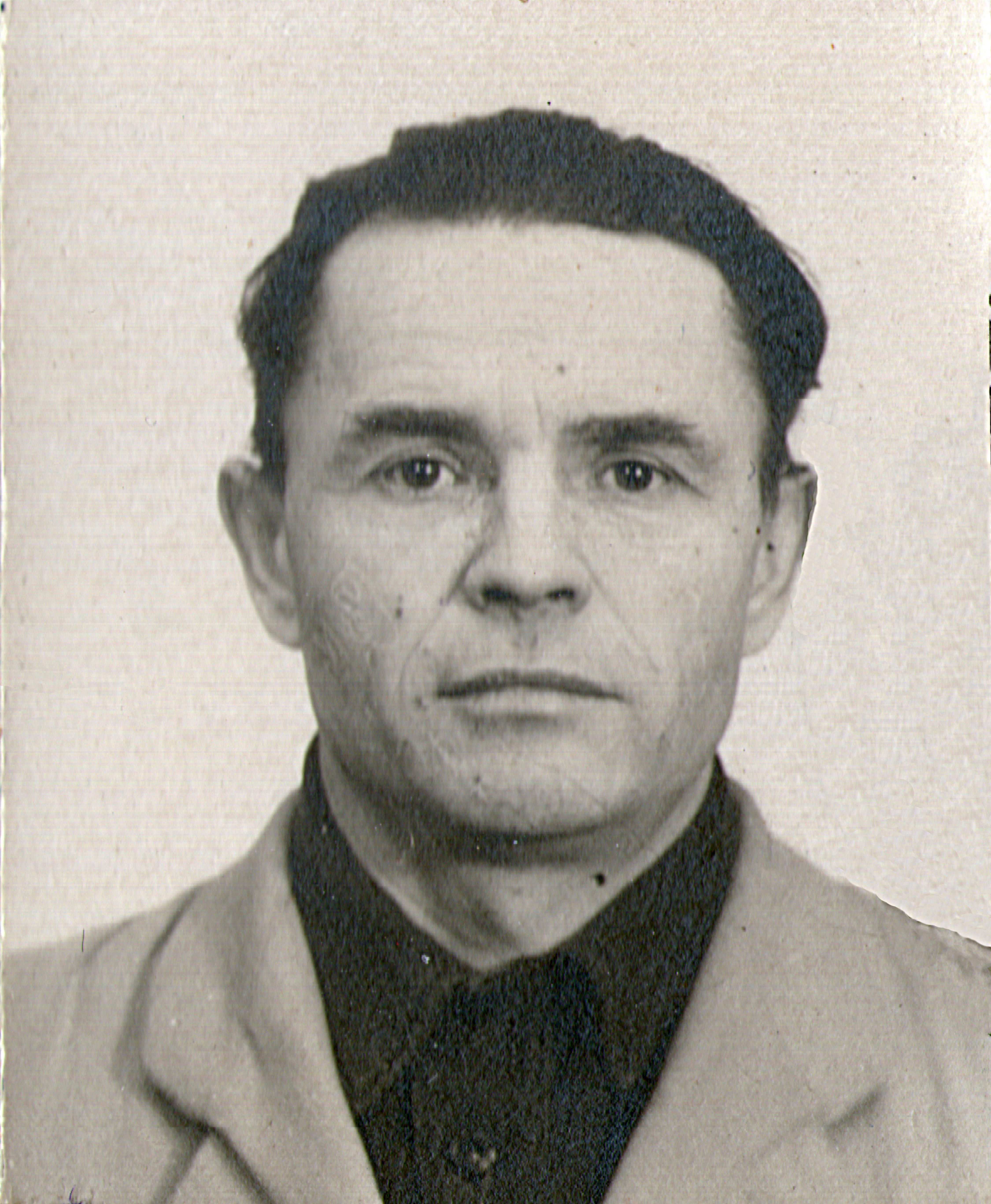 Фотография ветерана Милюков Анатолий Федорович