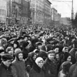 Видео майора Манхоффа. Похороны Сталина глазами американского «шпиона»