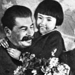 Девочка и вождь. Фото со Сталиным не спасло семью Энгельсины от репрессий