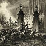 Революция 1917 года и винные погромы...