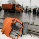 Какие места на дороге наиболее опасны в межсезонье