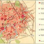 Октябрьское вооруженное восстание в Москве. Басманный район и окрестности