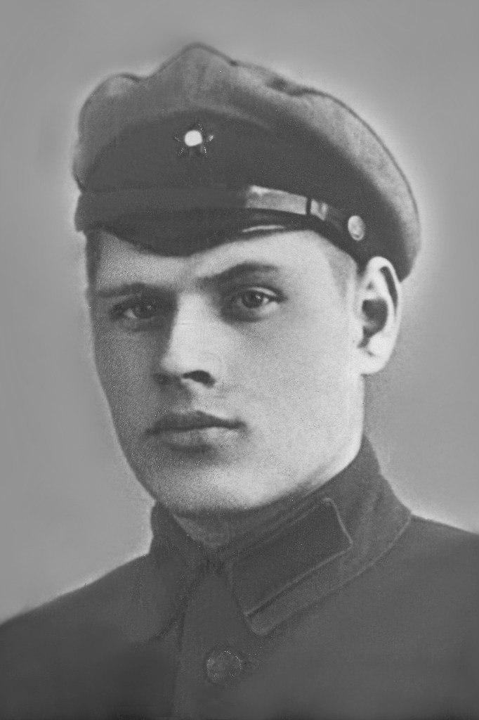 Фотография ветерана Пупков Павел Игнатьевич