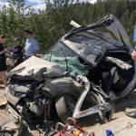 Следователь передумал арестовывать южноуральца, грузовик которого протаранил пять машин на М-5