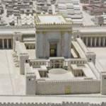 Фрагмент макета-реконструкции Иерусалимского Храма Ирода Великого
