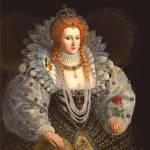«Суровой королевой была Елизавет…»