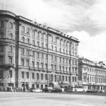 Где в Москве любили ужинать известные советские актёры?