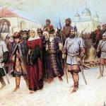 Продолжение. «Собирание земель вокруг Москвы — миф»