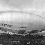 Крупнейший в СССР дирижабль полетел спасать полярников и разбился
