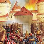 Прибалтийский фронт Почему Ливонская война вXVI веке привела котчуждению России иЕвропы