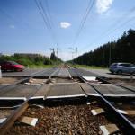 Железнодорожный переезд: новые штрафы и лишение прав