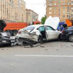 Какие детали автомобиля чаще всего страдают при авариях?