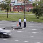 Можноли объезжать разбитые участки дорог пообочине или повстречке?