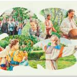 Из каких племён появился русский народ и кто был первым русским человеком